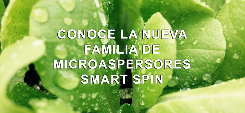 Nueva familia de microaspersores smart spin_1