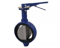 Wafer butterfly valve - copia